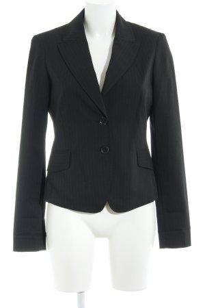 Esprit Smoking-Blazer schwarz-dunkelblau Business-Look