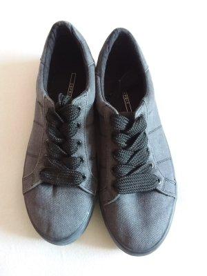 Esprit Sneakers dunkelgrau Gr. 37