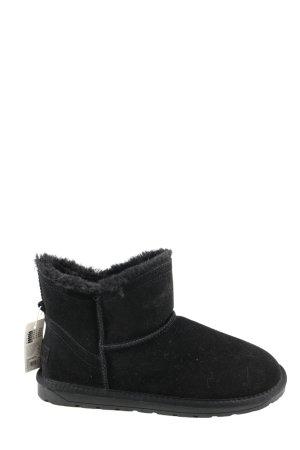 Esprit Snowboots schwarz Casual-Look
