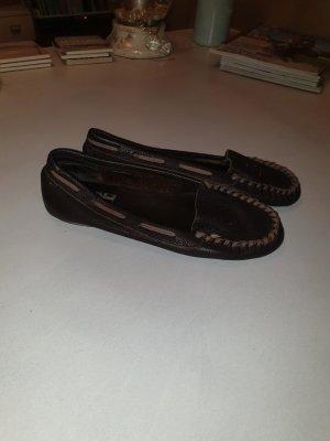 Esprit Sommer Schuhe aus Leder