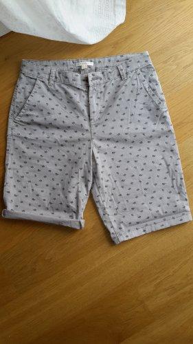 Esprit Shorts silver-colored cotton