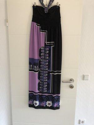 edc by Esprit Robe asymétrique noir-violet