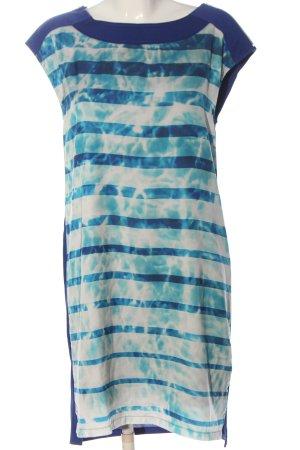 Esprit Sommerkleid abstraktes Muster Casual-Look