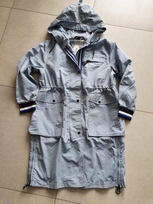 edc by Esprit Hooded Coat azure
