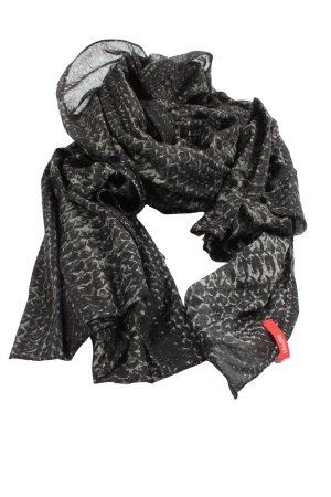 Esprit Chal veraniego estampado con diseño abstracto look casual