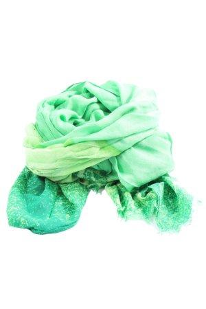 Esprit Écharpe d'été vert style décontracté