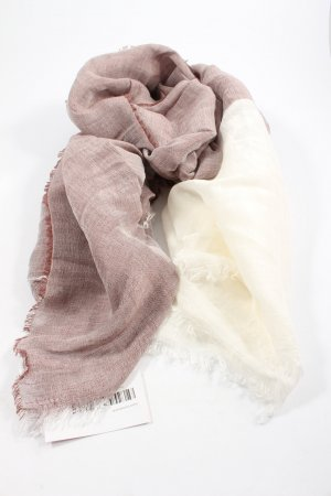 Esprit Summer Scarf pink-natural white casual look