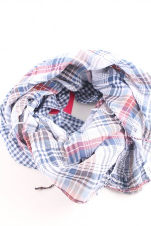 Esprit Summer Scarf check pattern casual look