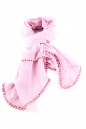 Esprit Chal veraniego rosa look casual