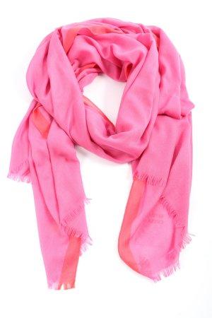 Esprit Szal letni różowy W stylu casual