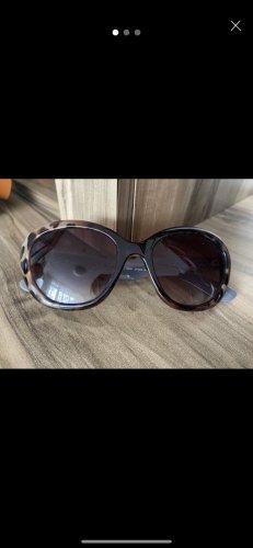 Esprit Ovale zonnebril donkerbruin-cognac