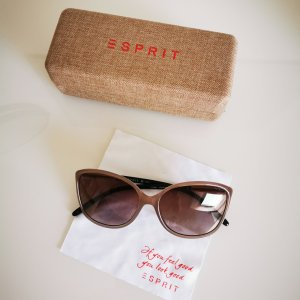 esprit collection Oval Sunglasses taupe-grey brown