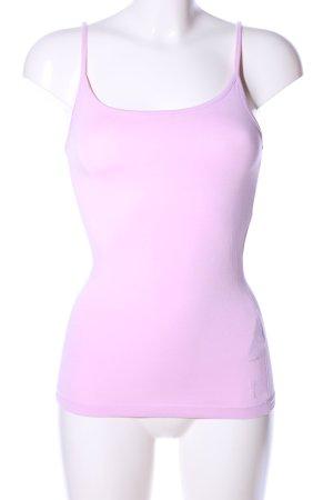 Esprit Spaghettiträger Top pink Casual-Look
