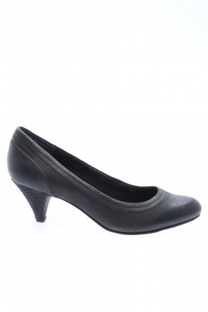 Esprit Spitz-Pumps schwarz Business-Look