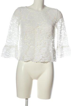 Esprit Kanten blouse wit elegant