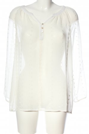 Esprit Lace Blouse white casual look