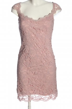 Esprit Lace Dress pink casual look