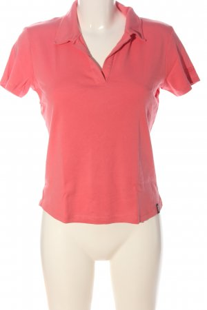 Esprit Sports Polo-Shirt pink Casual-Look