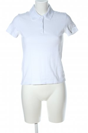 Esprit Sports Polo-Shirt weiß Casual-Look