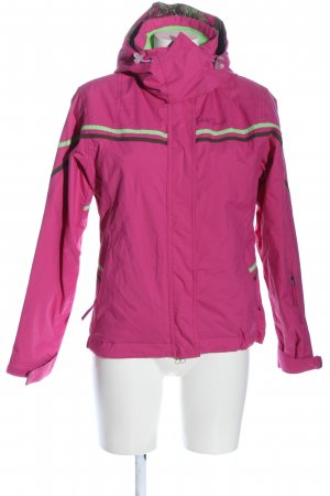 Esprit Sports Sportjacke pink Casual-Look