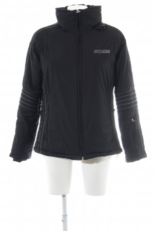 Esprit Sports Sportjacke schwarz Casual-Look