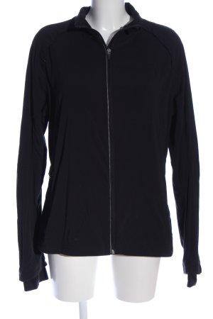 Esprit Sports Übergangsjacke schwarz Casual-Look
