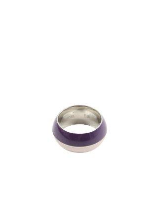 Esprit Statementring lila-creme Casual-Look