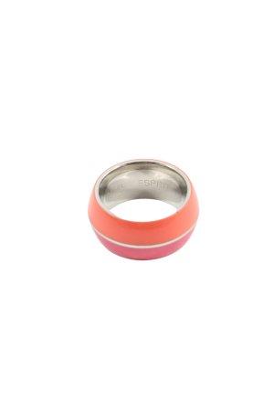 Esprit Statementring hellorange-pink Casual-Look