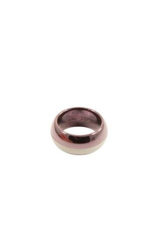 Esprit Statementring bronzefarben Casual-Look