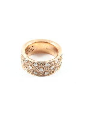 Esprit Statementring goldfarben Business-Look
