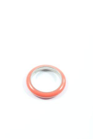 Esprit Anillo de cuentas naranja claro-rosa look casual
