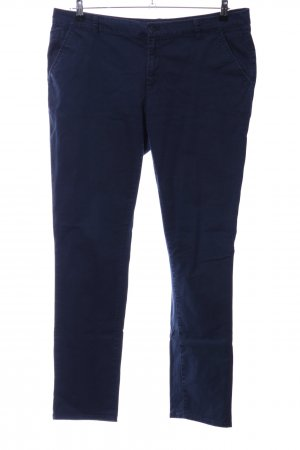 Esprit Strapped Trousers blue casual look