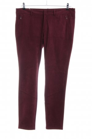 Esprit Strapped Trousers red casual look