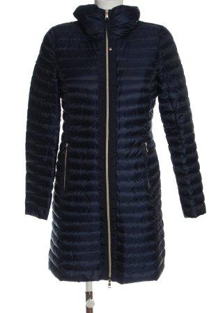 Esprit Veste matelassée bleu motif de courtepointe style décontracté