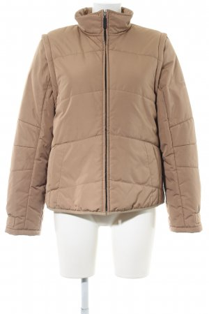 Esprit Steppjacke wollweiß Steppmuster Casual-Look
