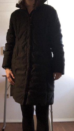 Esprit Abrigo acolchado negro