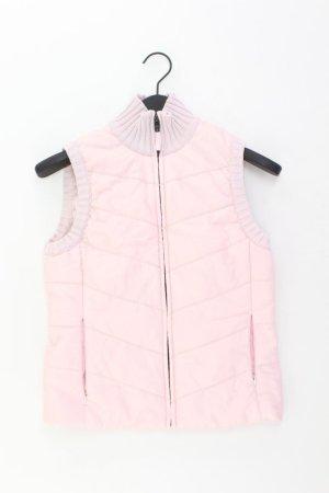 Esprit Steppweste Größe S pink aus Polyester