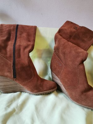 adc by Esprit Heel Boots bronze-colored