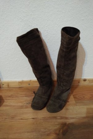 Esprit Stiefel Wildleder Größe 39