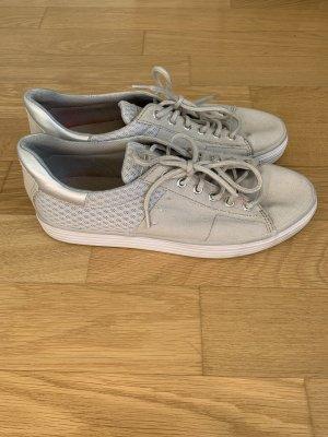Esprit Stoff sneaker, grau