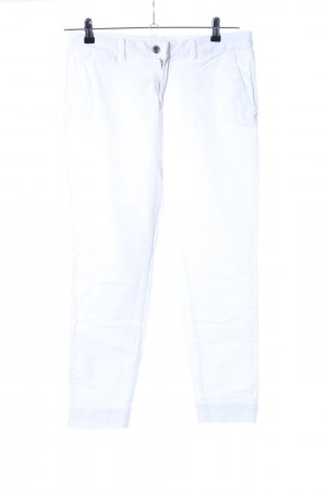 Esprit Jersey Pants white casual look