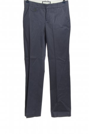 Esprit Stoffhose blau Business-Look