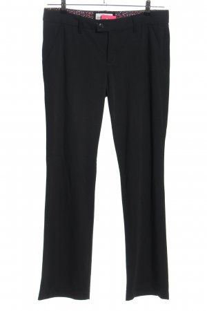 Esprit Stoffhose schwarz Business-Look