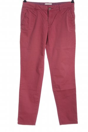 Esprit Stoffhose pink Casual-Look
