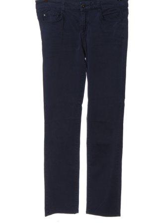 Esprit Stoffhose blau Casual-Look