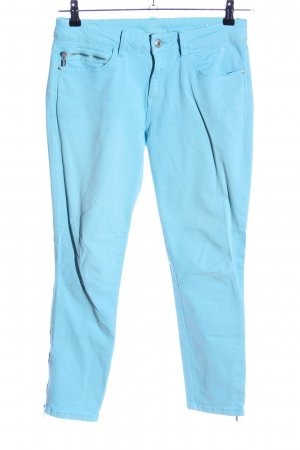 Esprit Jersey Pants turquoise casual look
