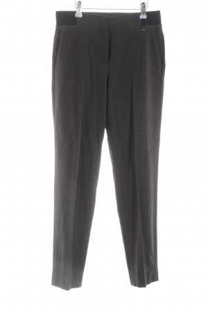 Esprit Stoffhose grau Business-Look