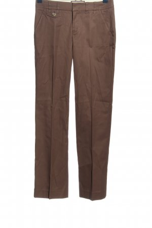 Esprit Stoffhose braun Business-Look
