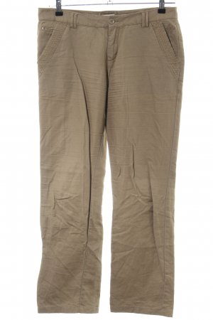 Esprit Jersey Pants brown casual look