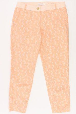 Esprit Stoffhose Größe 34 orange aus Polyester